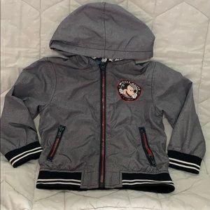 Boys Mickey Mouse bomber jacket